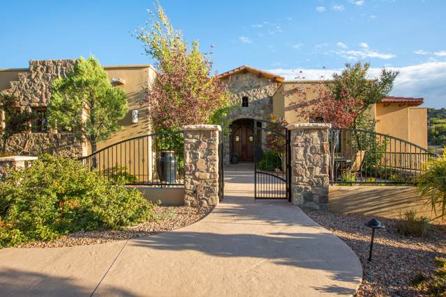 35 Cabezon Road, Placitas, NM 87043 (MLS #955714) :: Campbell & Campbell Real Estate Services