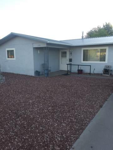 1258 El Camino Real, Socorro, NM 87801 (MLS #955725) :: Campbell & Campbell Real Estate Services