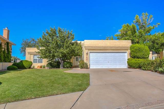 7421 Coachman Street NE, Albuquerque, NM 87109 (MLS #955726) :: The Bigelow Team / Red Fox Realty