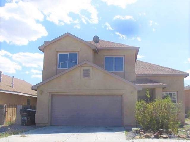 8204 Nerisa Court SW, Albuquerque, NM 87121 (MLS #955728) :: Campbell & Campbell Real Estate Services