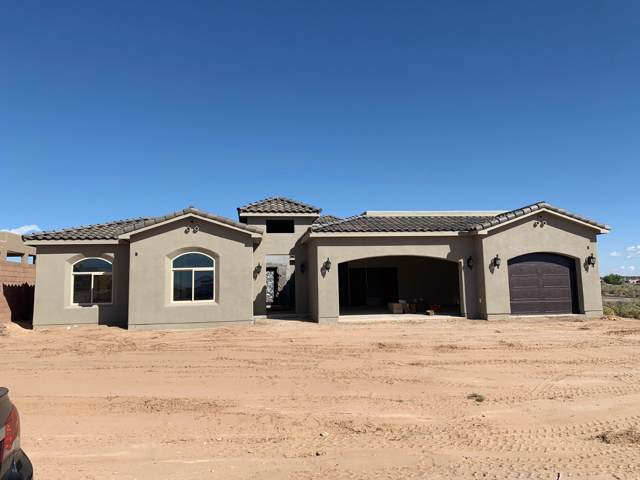 1435 20TH Avenue SE, Rio Rancho, NM 87124 (MLS #955740) :: Campbell & Campbell Real Estate Services