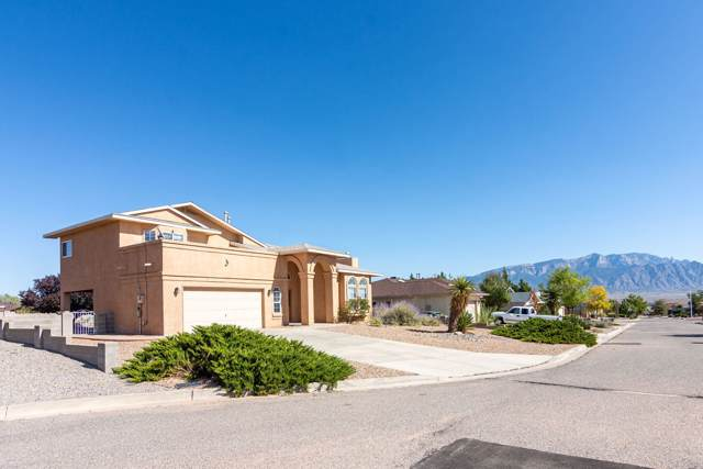 7205 Pechora Court NE, Rio Rancho, NM 87144 (MLS #955742) :: The Bigelow Team / Red Fox Realty