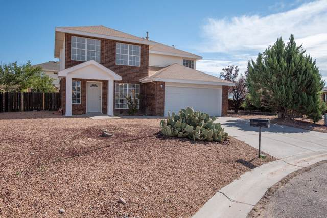 34 Buckbrush Place, Los Lunas, NM 87031 (MLS #955746) :: Silesha & Company