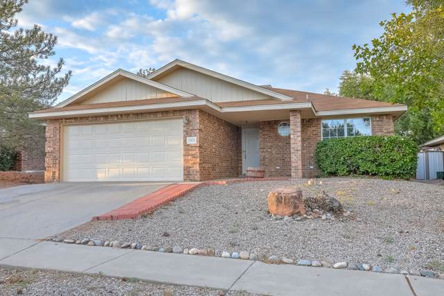 10323 Connemara Drive SW, Albuquerque, NM 87121 (MLS #955748) :: Campbell & Campbell Real Estate Services