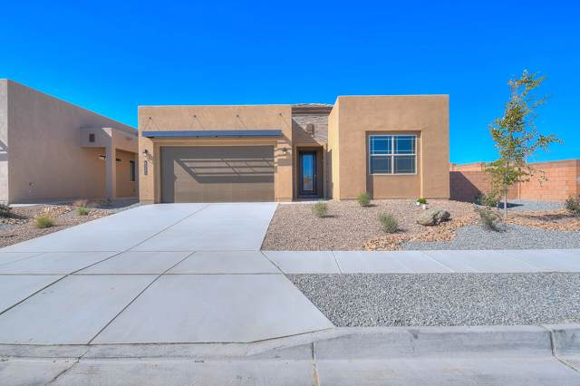 6301 Basil Place NW, Albuquerque, NM 87120 (MLS #955760) :: The Bigelow Team / Red Fox Realty