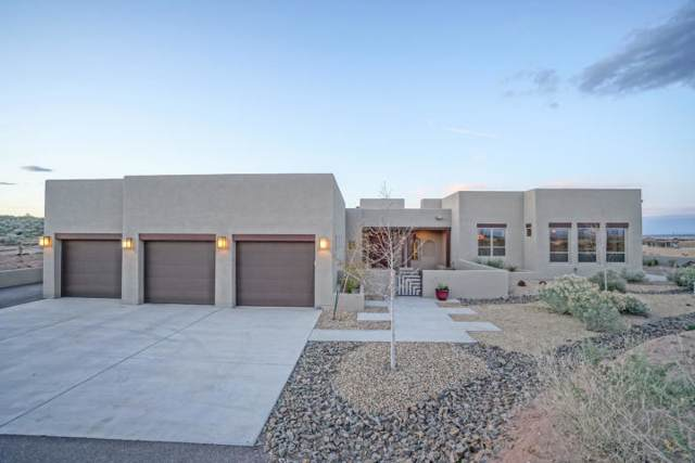 526 Albino Road, Corrales, NM 87048 (MLS #955772) :: Campbell & Campbell Real Estate Services