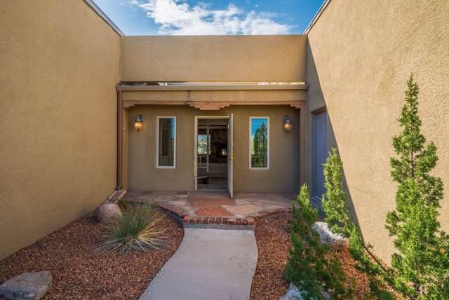20 Aspen Road, Placitas, NM 87043 (MLS #955798) :: Campbell & Campbell Real Estate Services