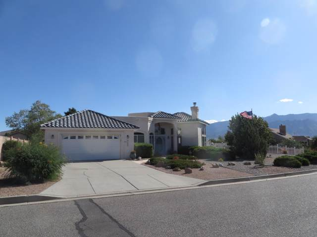 1800 Clearwater Loop NE, Rio Rancho, NM 87144 (MLS #955803) :: Campbell & Campbell Real Estate Services