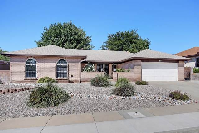 9519 Admiral Dewey Avenue NE, Albuquerque, NM 87111 (MLS #955805) :: The Bigelow Team / Red Fox Realty