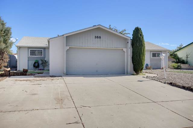388 Branding Iron Road SE, Rio Rancho, NM 87124 (MLS #955806) :: Campbell & Campbell Real Estate Services