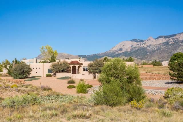 9609 Modesto Avenue NE, Albuquerque, NM 87122 (MLS #955811) :: Campbell & Campbell Real Estate Services