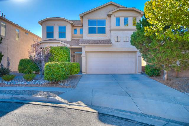 10405 Pintado Court NW, Albuquerque, NM 87114 (MLS #955819) :: The Bigelow Team / Red Fox Realty