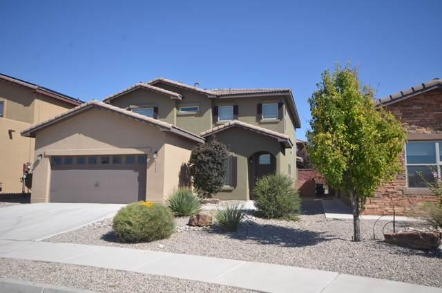 3365 Llano Vista Loop NE, Rio Rancho, NM 87124 (MLS #955825) :: The Bigelow Team / Red Fox Realty