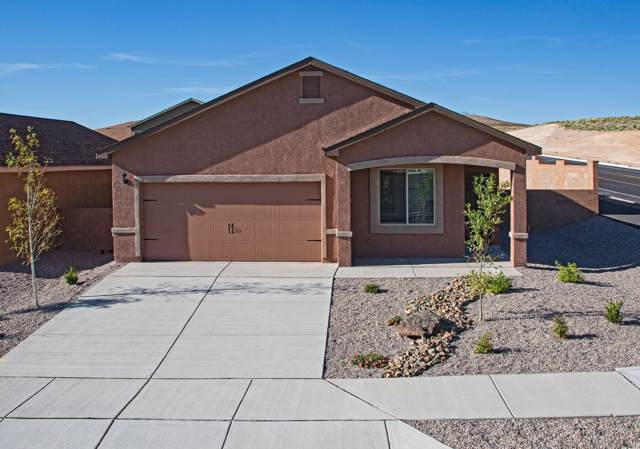3523 Covered Wagon Road NE, Rio Rancho, NM 87144 (MLS #955827) :: Campbell & Campbell Real Estate Services