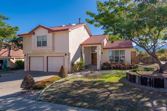 8324 Eagle Rock Avenue NE, Albuquerque, NM 87122 (MLS #955830) :: The Bigelow Team / Red Fox Realty