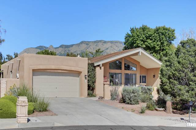 6124 Padre Court NE, Albuquerque, NM 87111 (MLS #955872) :: The Bigelow Team / Red Fox Realty