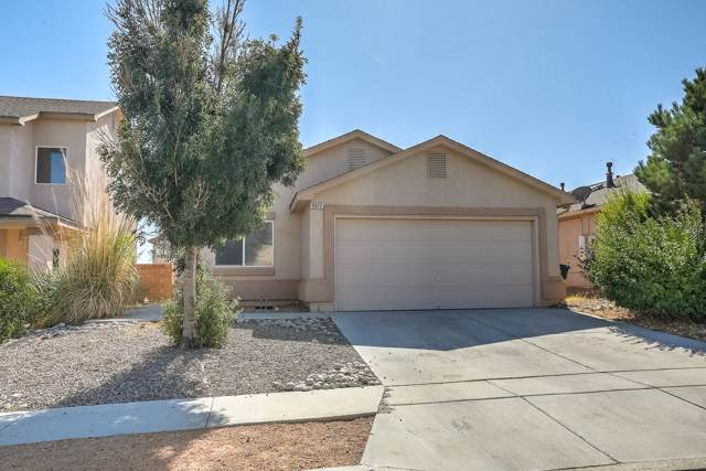 9012 Violet Orchid Trail SW, Albuquerque, NM 87121 (MLS #955882) :: Campbell & Campbell Real Estate Services