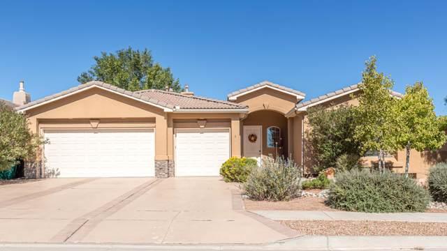 2841 La Luz Circle NE, Rio Rancho, NM 87144 (MLS #955893) :: The Bigelow Team / Red Fox Realty