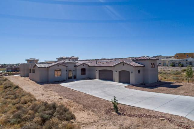 1514 20TH Avenue SE, Rio Rancho, NM 87124 (MLS #955907) :: Campbell & Campbell Real Estate Services