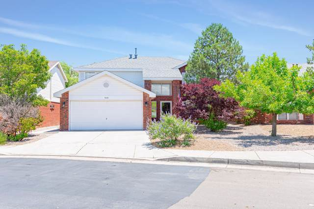 9600 Ventose Place NW, Albuquerque, NM 87114 (MLS #955934) :: The Bigelow Team / Red Fox Realty