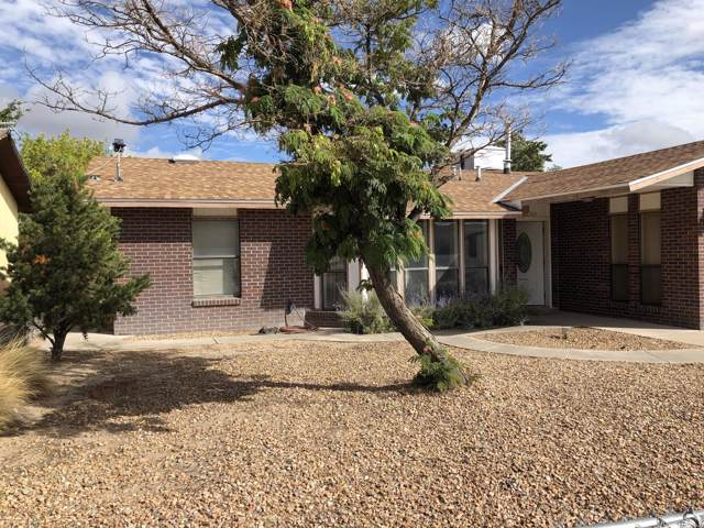 10909 Cartagena Avenue SW, Albuquerque, NM 87121 (MLS #955938) :: Campbell & Campbell Real Estate Services