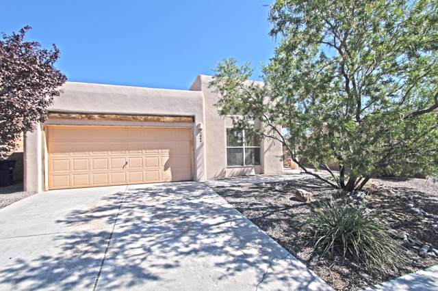 1844 Shadow Leader Place SE, Albuquerque, NM 87123 (MLS #955950) :: Campbell & Campbell Real Estate Services