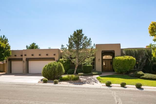 12704 Osito Court NE, Albuquerque, NM 87111 (MLS #955951) :: The Bigelow Team / Red Fox Realty