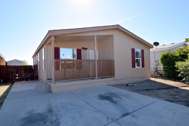 1704 Golden View Drive SW, Albuquerque, NM 87101 (MLS #955953) :: Campbell & Campbell Real Estate Services