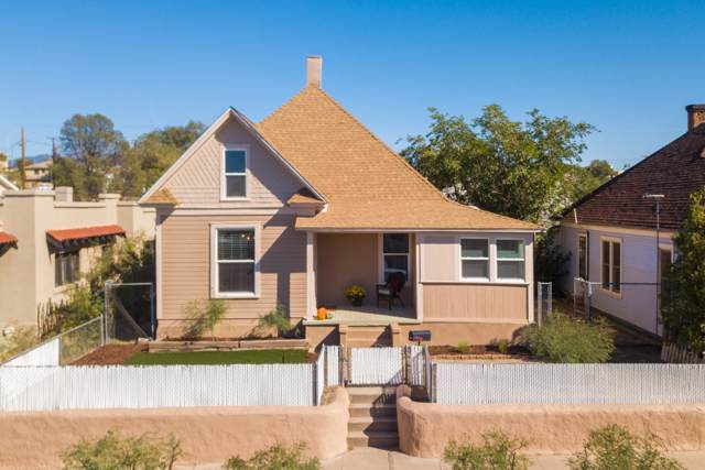 514 High Street SE, Albuquerque, NM 87102 (MLS #955954) :: Campbell & Campbell Real Estate Services