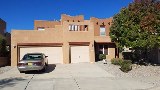 10709 Tourmaline Drive NW, Albuquerque, NM 87114 (MLS #955957) :: Campbell & Campbell Real Estate Services