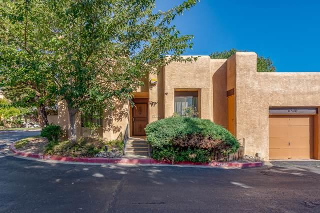 6540 Monte Serrano NE, Albuquerque, NM 87111 (MLS #955959) :: The Bigelow Team / Red Fox Realty