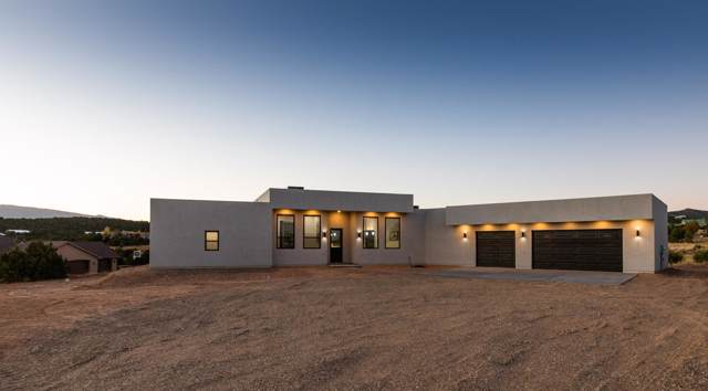 13 East Side Loop, Sandia Park, NM 87047 (MLS #955960) :: Campbell & Campbell Real Estate Services