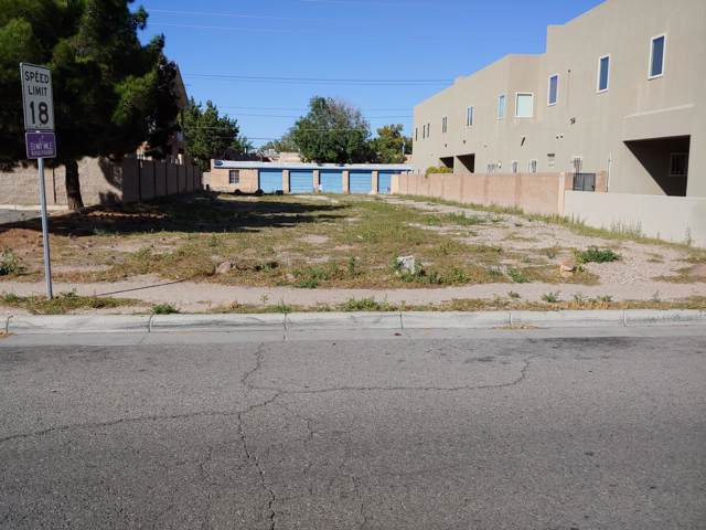 Silver Avenue SW, Albuquerque, NM 87102 (MLS #955963) :: Campbell & Campbell Real Estate Services