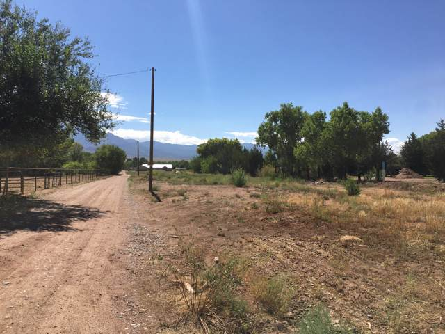 Guadalupe - Lot 32B1 Road, Corrales, NM 87048 (MLS #955966) :: Campbell & Campbell Real Estate Services