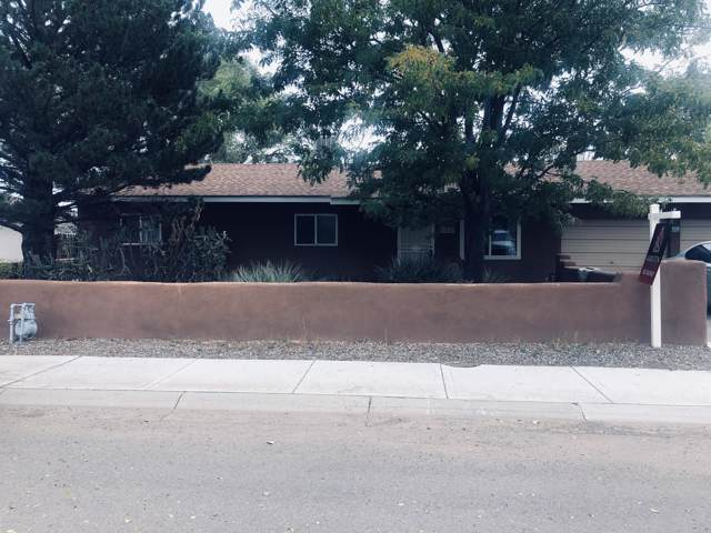 1520 Michael Street, Moriarty, NM 87035 (MLS #955981) :: Silesha & Company