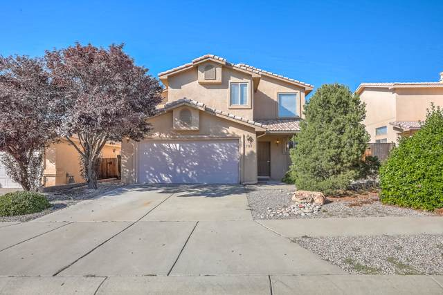 7105 Aqua Marine Road NE, Albuquerque, NM 87113 (MLS #955991) :: The Bigelow Team / Red Fox Realty