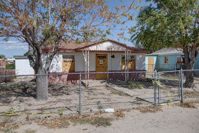401 Anderson Avenue SE, Albuquerque, NM 87102 (MLS #956005) :: Campbell & Campbell Real Estate Services