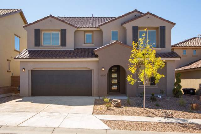 6620 Yawkey Way NE, Albuquerque, NM 87113 (MLS #956018) :: The Bigelow Team / Red Fox Realty