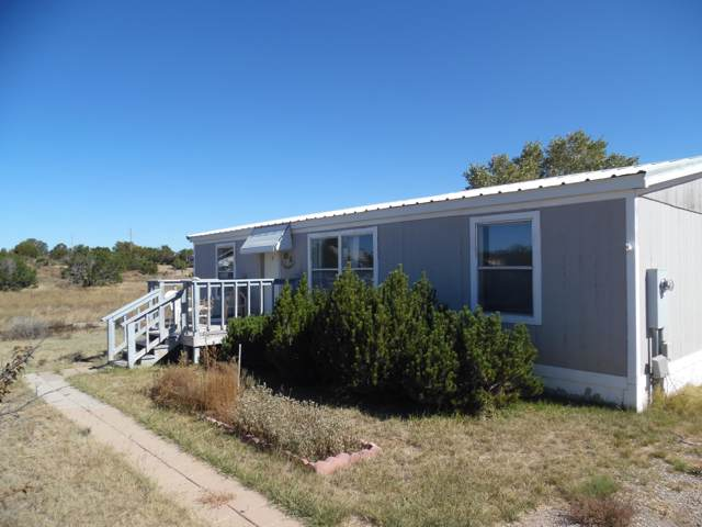 51 B Park Road Road, Edgewood, NM 87015 (MLS #956024) :: The Bigelow Team / Red Fox Realty