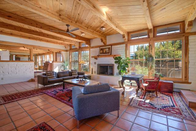 9 Sage Hill Drive, Placitas, NM 87043 (MLS #956035) :: Campbell & Campbell Real Estate Services