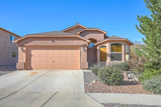 8139 Pony Hills Place NW, Albuquerque, NM 87114 (MLS #956040) :: The Bigelow Team / Red Fox Realty