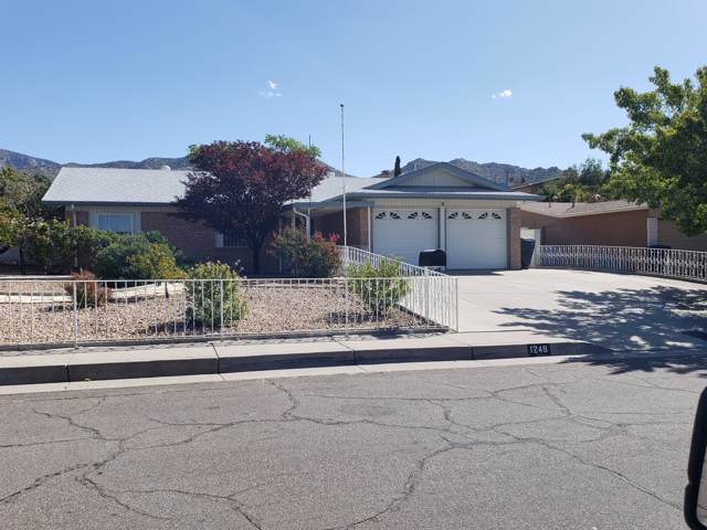 1248 Stutz Drive NE, Albuquerque, NM 87112 (MLS #956044) :: Campbell & Campbell Real Estate Services