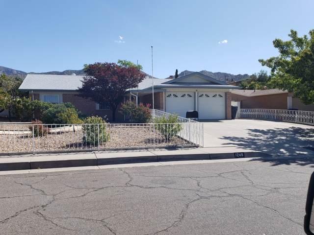1248 Stutz Drive NE, Albuquerque, NM 87112 (MLS #956044) :: The Bigelow Team / Red Fox Realty
