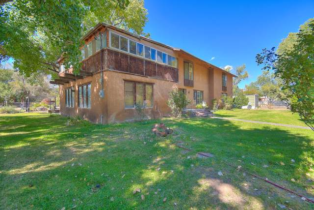 101 Priestly Place, Corrales, NM 87048 (MLS #956074) :: Campbell & Campbell Real Estate Services
