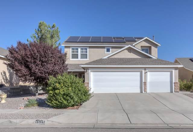 5901 Soria Avenue NW, Albuquerque, NM 87114 (MLS #956091) :: Sandi Pressley Team