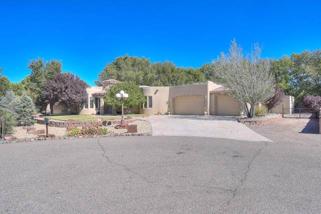 245 Hacienda Court, Bosque Farms, NM 87068 (MLS #956097) :: Sandi Pressley Team