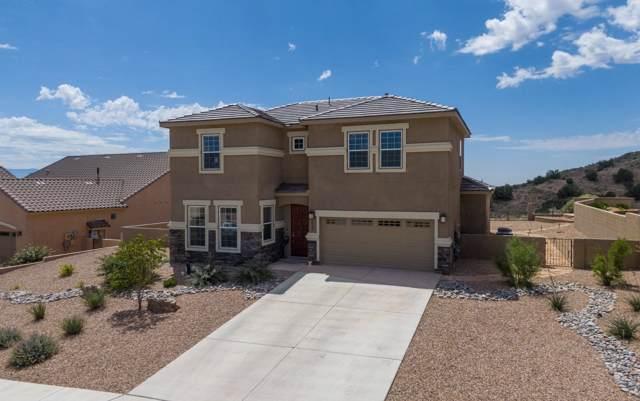2324 Desert View Road NE, Rio Rancho, NM 87144 (MLS #956099) :: Sandi Pressley Team