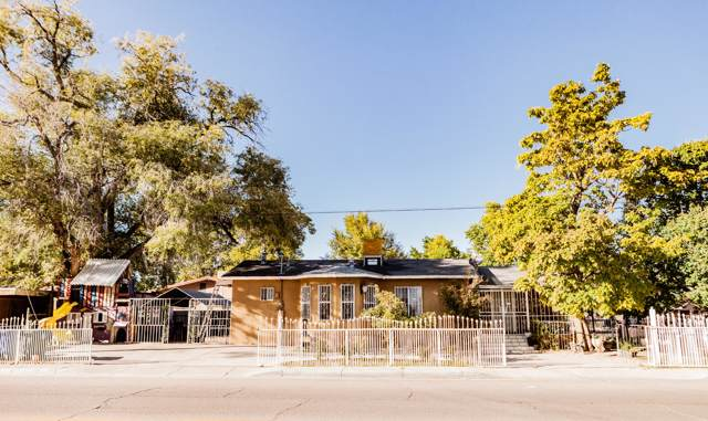 1223 8TH Street SW, Albuquerque, NM 87102 (MLS #956100) :: Campbell & Campbell Real Estate Services