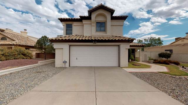 2108 Rosewood Avenue NW, Albuquerque, NM 87120 (MLS #956105) :: Campbell & Campbell Real Estate Services