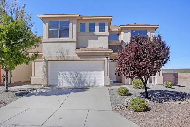 10547 Oso Ridge Place NW, Albuquerque, NM 87114 (MLS #956107) :: The Bigelow Team / Red Fox Realty